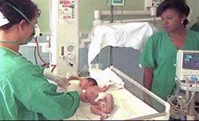 Cuba con la mortalidad infantil más baja de la historia