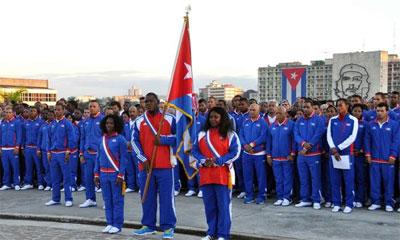 Portal Cuba - Ratifica Cuba objetivo de dominar Juegos de Veracruz 2014