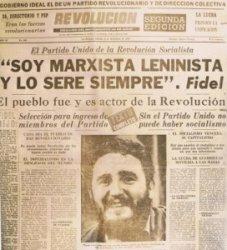 Notre droit à être marxistes-léninistes -- Fidel CASTRO
